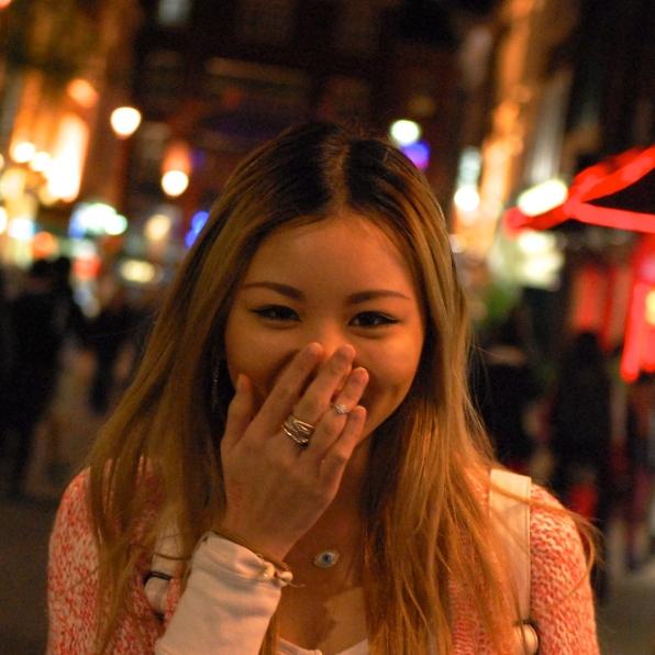 clarice, chinatown, london (2015)